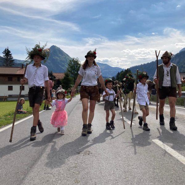 Am Freitag begrüßten wir 5 Alpen. Auf das gewohnte Rahmenprogramm mussten wir dieses Jahr leider verzichten. Es...