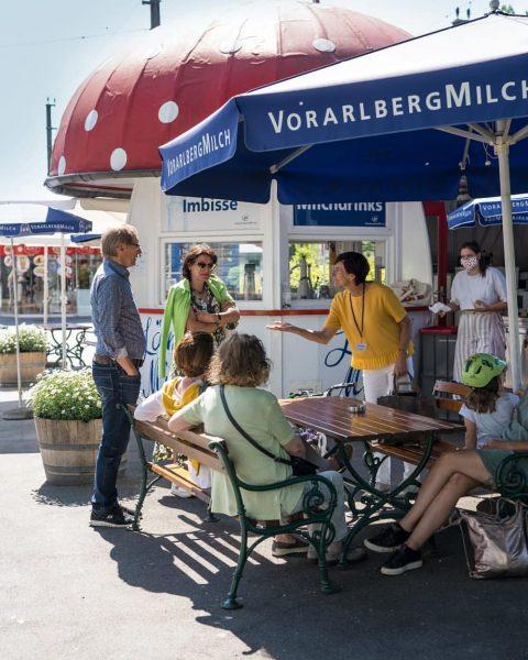 Morgen Dienstag kulinarische Stadtführung in Bregenz Beginn 15.30 ca. 2 Std. Anmeldung 📞 ...