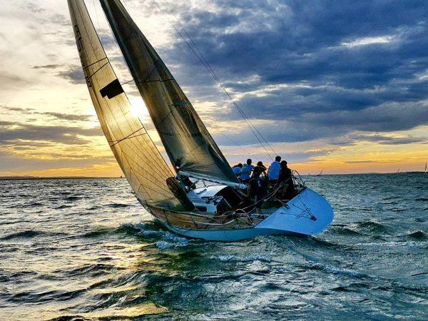 Bereits als kleines Kind war ich mit meinen Eltern schon segeln - aber ...