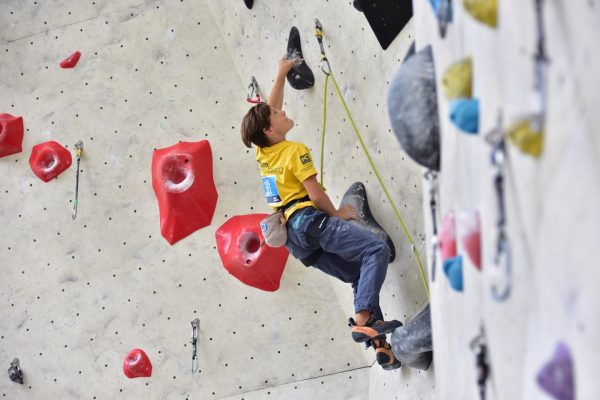 👉 Tag 3 bei den Austria Climbing Youth Championships mit dem U14 Lead ...