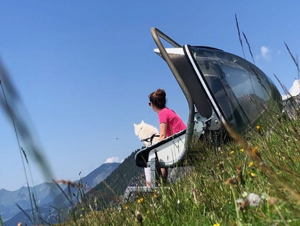 28.06.2020 kleine Wanderung zum Rellseck 😋 heiß isch xi 🥵 w/ @danielsaler . ...