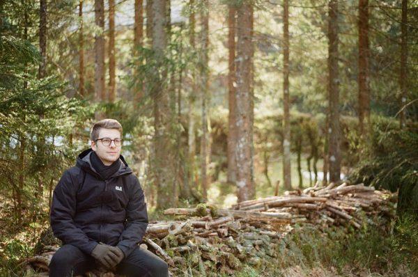 me, ignoring my bachelor thesis — 📸: @crlaoa.reichl Europaschutzgebiet Fohramoos