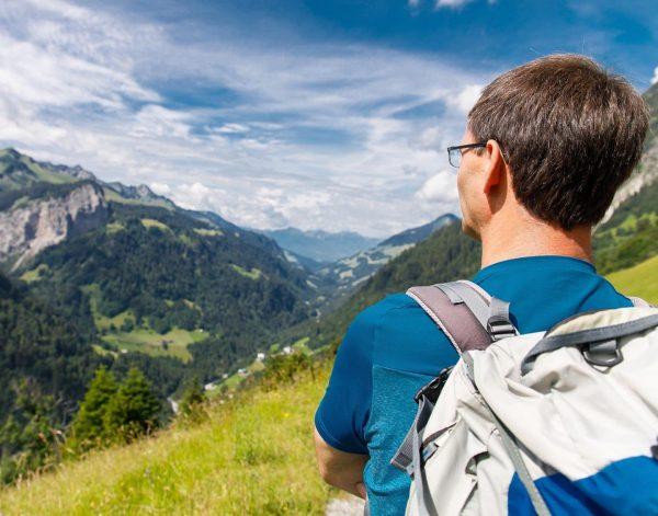 Meine Freizeit verbringe ich gerne in den Bergen. Wie verbringt ihr den Sommer so? #wandern #vorarlberg #wanderslust...