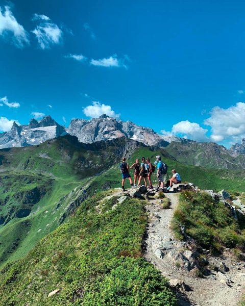 🍃 #hiking #teamturbo #view #nofilter #tschagguns #austria #wanderspaß Tschagguns