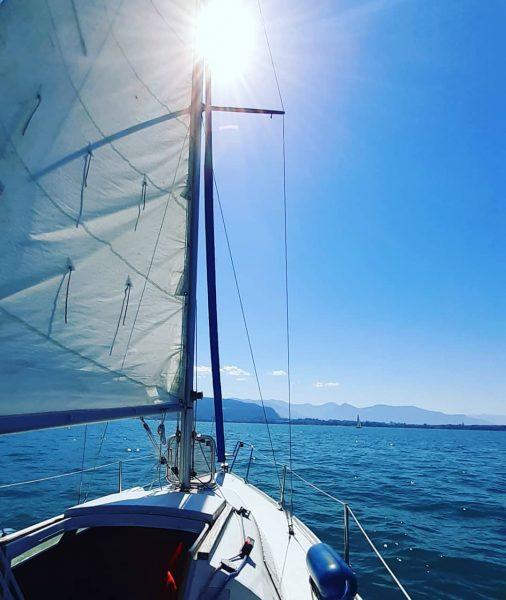 #sailing #bodensee Bregenz Bodensee