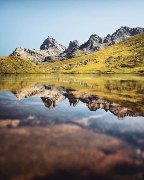 #tirol #neueheilbronnerhütte #moodygram #moody_moments #reflection #scheidseen #spiegelung #naturpur #austria🇦🇹 #österreich #bergsee #visitaustria #wanderlust ...