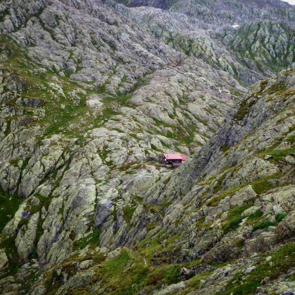 #arlberg #klostertal #berghütte #felswildnis #fels #schutzhütte #eisentalergruppe #vorarlberg #verwall Arlberg