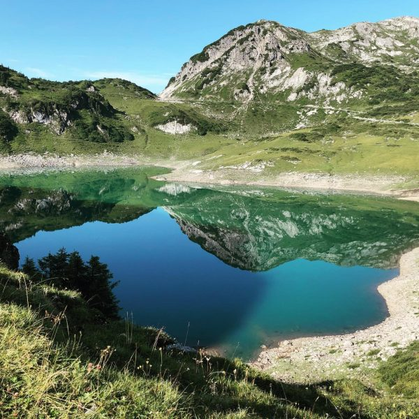 Remembering the summer 2020 #formarinsee #lechweg #lebenwoandereurlaubmachen #wandern Lech, Vorarlberg, Austria