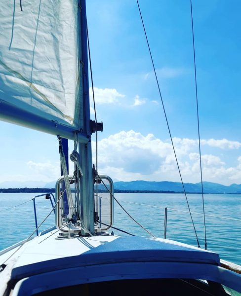 #sail #sailinglife #bodensee Bregenz Bodensee