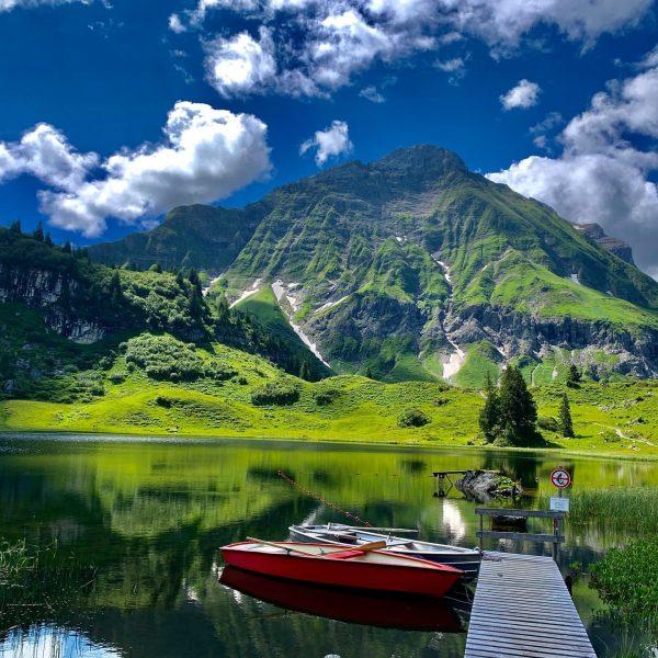 Warth am Arlberg #URLAUB2020 #HOLIDAY2020 #UNSERARLBERG #arlberg #körbersee #urlaubamarlberg #vorarlberg #ländle #visitvorarlberg #warthschröcken ...