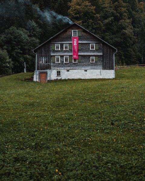 FAQ Tag 1: Eine der schöneren Nachrichten des Jahres: das FAQ Bregenzerwald feiert ...