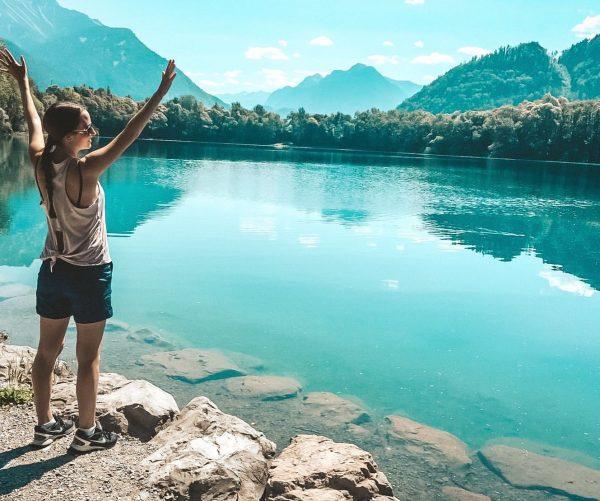 Hoffentlich wird es nochmal ein bisschen sommerlicher ☀️ Nüziders, Vorarlberg, Austria