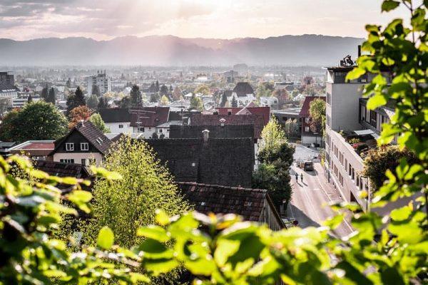 Egal ob vom Zanzenberg, Karren oder Romberg - ein fabelhafter Ausblick ist garantiert! 😍 #6850dornbirn #dornbirn #visitvorarlberg...