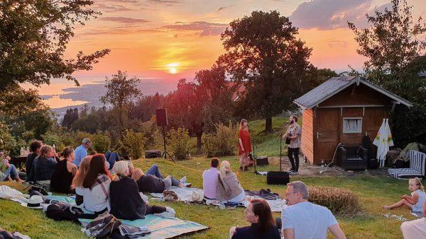 Unsere schönsten Sommermomente 2020 ☀️🌊🌅⛰: unvergessliche Sonnenuntergänge über dem Bodensee, unbezahlbare Ausblicke und ...