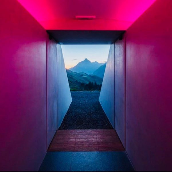 James Turrell Since the 1960s the American artist James Turrell, who studied perceptual ...