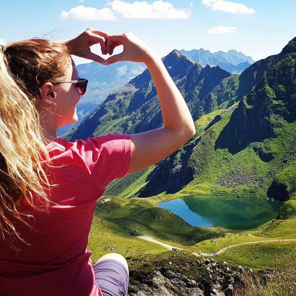 #meintraumtag am Hochjoch 🏞 ❤ #seenweg #hochjoch #silvrettamontafon #meinmontafon #meinvorarlberg #visitvorarlberg #visitaustria #alps ...