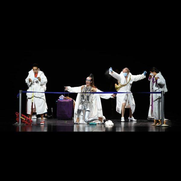 Die komische Oper IMPRESARIO DOTCOM von Komponistin Ľubica Čekovská war ursprünglich für das ...