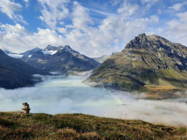 ... Bielerkopf - Bielerspitze ... #familytime #bergluft #🌬 #wolkenmeer #sonnenspiel #dersonneentgegen #bielerhöhe #🔝 ...