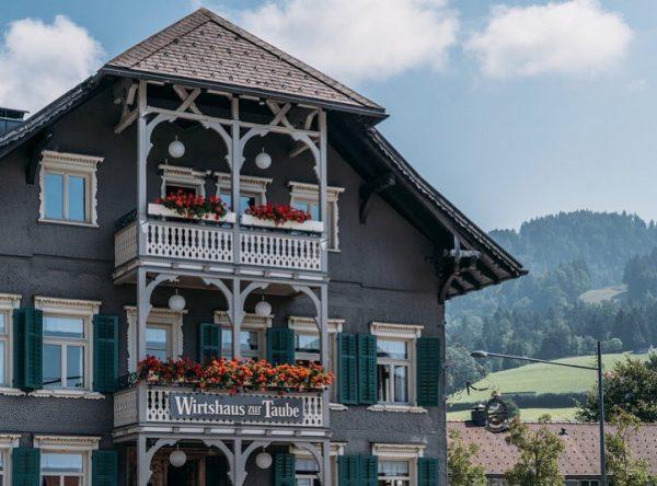 Cute little house in a cute little village in Bregenzerwald 🥰 #venividivorarlberg #visitbregenzerwald ...
