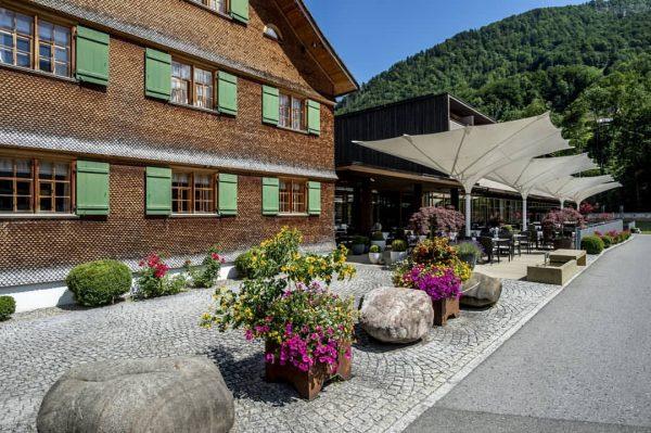 Sonne Lifestyle Resort Bregenzerwald @sonnemellau Natur pur, Entspannung und Herausforderung machen die Faszination ...