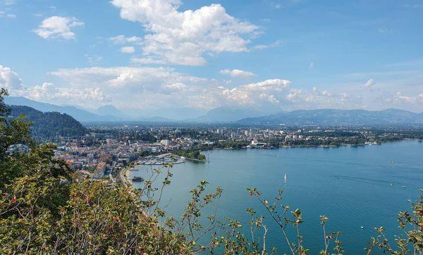 Gestrige Panoramawanderung von Lochau auf den Pfänder 😍🥾⛰⬇️. Wir haben den gestrigen Spätsommertag ...
