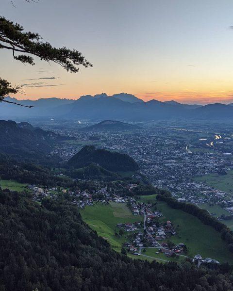 Sunset 🌇 Shot on @googlepixel . . . . . #austria #osterreich #nature ...