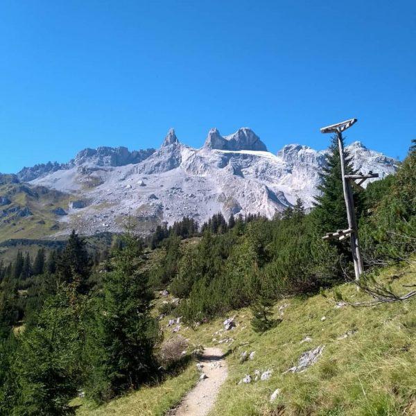 Baaaam....war das ein cooler Tag ❤️ Schockverliebt #dreitürme #lindauerhütte #meinmontafon #golm #visitvorarlberg #bergliebe ...