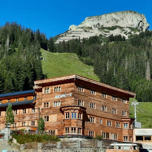 Auenhütte, Herzsee, Alpe Melköde #kleinwalsertal #wandern #wanderlust #naturlovers #holyday Kleines Walsertal