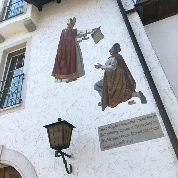Okay, ich mag den Namen. Also Nordolch, nicht Altenstadt. . . . #Nordolch #Feldkirch #Altenstadt #raufschaumuseum Feldkirch,...