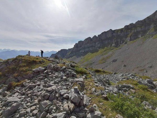 #wandern #urlaub #Kleinwalsertal #ifen #hahnenköpfle #gottesackerplateau #berge #sonne #whataview #view #hiking #mointains #vorarlberg ...