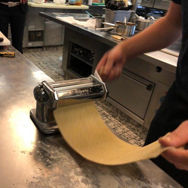 Die Küche im Hirschen Dornbirn setzt auf frische regionale Produkte und gelerntes Handwerk.Das ...