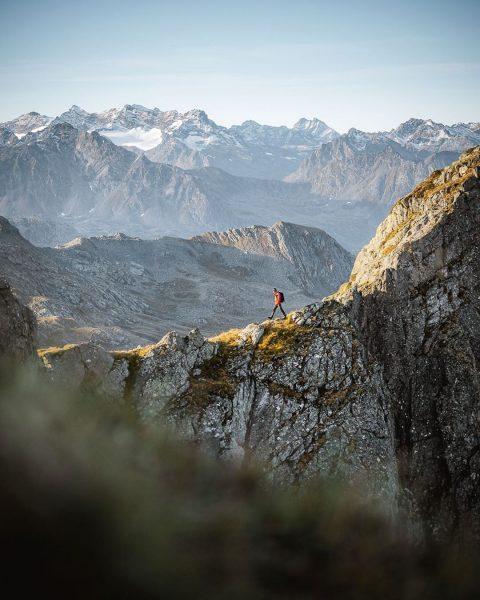 Beautiful ridge hike in the Verwall 🏔 🇦🇹. . . . #feelaustria #lovetirol ...