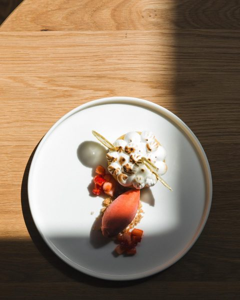 There is always room for DESSERT! . Pic by @west_werbeagentur Rote Wand Gourmet Hotel