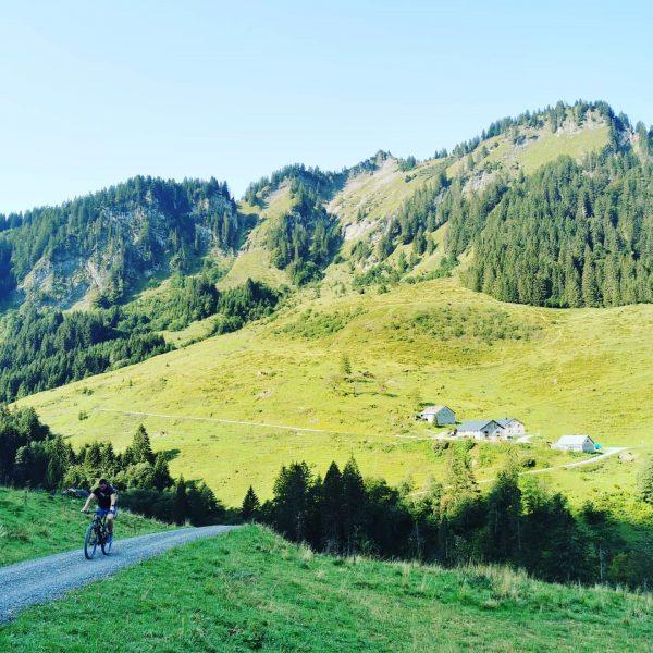 Biketour mit am Brüder, #Mellental - Mellau #visitvorarlberg #venividivorarlberg #vorarlberg #austria #bike #mountains ...