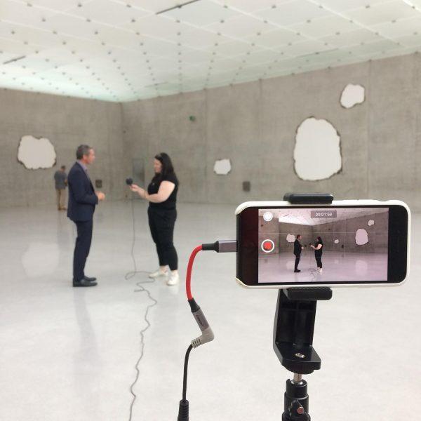 Interview @thomas.d.trummer @buerofuergegenwartskunst #peterfischli #kunsthausbregenz