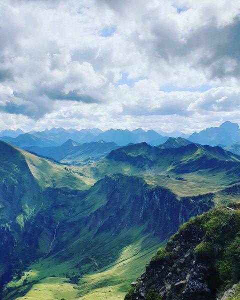Unvergessliche Aussicht #bregenzerwald #vorarlberg #ländle #auszeitzuzweit Diedamskopf