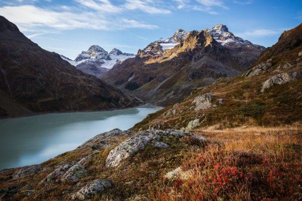 Die Silvretta-Bielerhöhe bietet Bergsteigern eine beeindruckende Welt aus Stauseen, Aussichtsgipfeln und Gletschern.🌄💙 Als ...