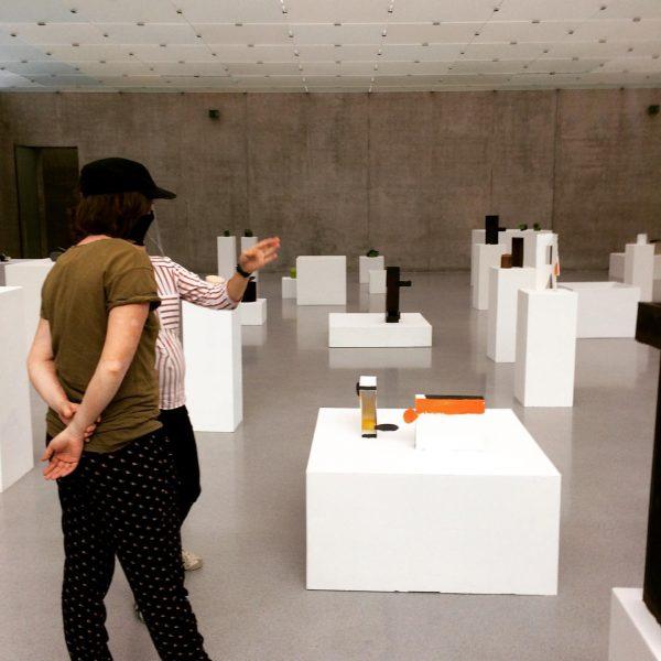 Neues aus der Backstube! In Vorbereitung für den neuen KUB Fischli-Entdecker #behindthescenes #kunsthausbregenz #insight #research #art #wodieweltamschönstenist...