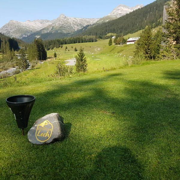 #lovethisgame #golf #nature #freshair #mountains Golf Club Lech