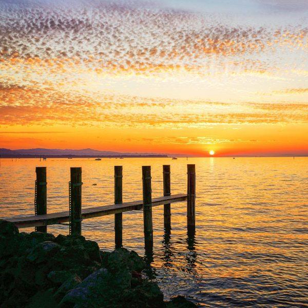 Sometimes it's even more beautiful #lakeofconstance #venividivorarlberg #bodensee #visitaustria🇦🇹 #sunset #nevermissasunset #visitvorarlberg #visitaustria