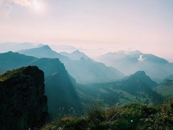 Ich bin viel zu weit gekommen, um wieder umzudrehen. 💪🏻 #hiking #kleinwalsertal #hoherifen ...