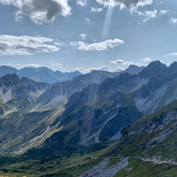 #hiking #nature #mountains #adventure #allgäu #naturephotography #landscape #outdoors #trekking #kleinwalsertal #mountaineering #wanderlust #hike #explore #outdoor #Österreich #mountain...