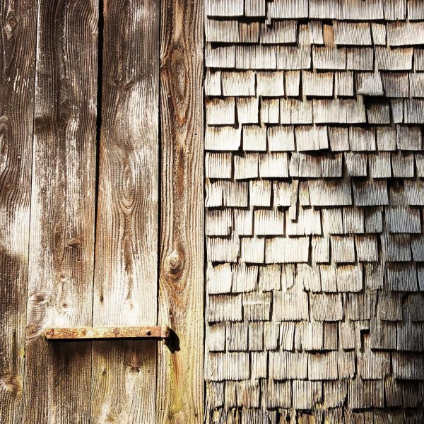 different surfaces of an old wooden house #woodshed #wood #woodislife #woodensurface #woodenshingles #holzschuppen ...
