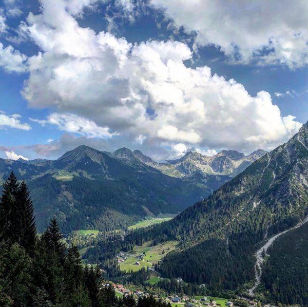 #kleinwalsertal #kanzelwand #heuberg #wandern #bergwandern #bergwanderung #mountains #mountainlove #natur #naturelovers #nature #