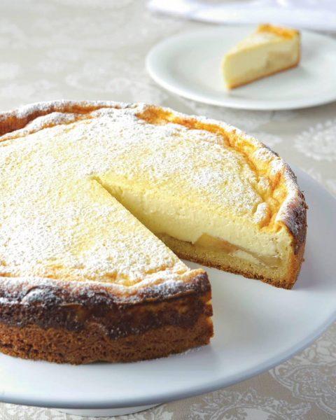 Lust auf einen leckeren Nachtisch? Wie wärs mit einem Topfen-Gewürzapfelkuchen? 😍 Zutaten: Füllung: 500g Sennereitopfen 120g Zucker...