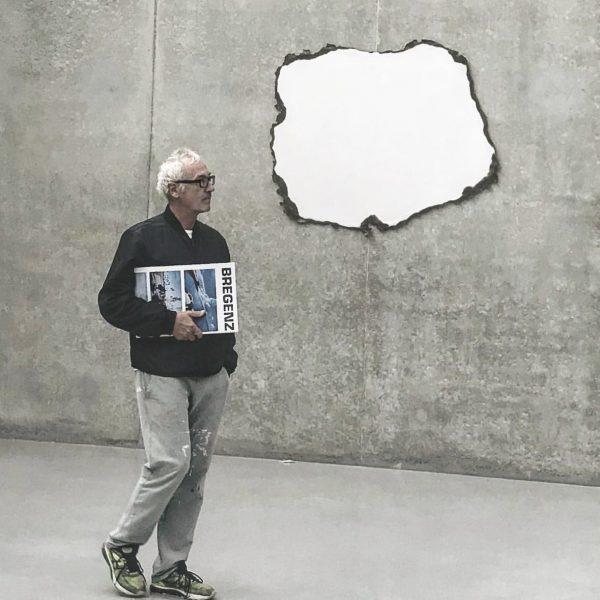 #peterfischli #folder #bregenz #cloud #void #bubble #concrete #kunsthausbregenz #kub #visitbregenz Kunsthaus Bregenz