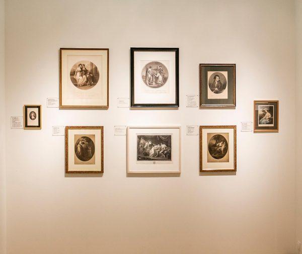 das Beste. Ein Blick in die Sammlung - zeigt zahlreiche Radierungen, Druckgrafiken von ...