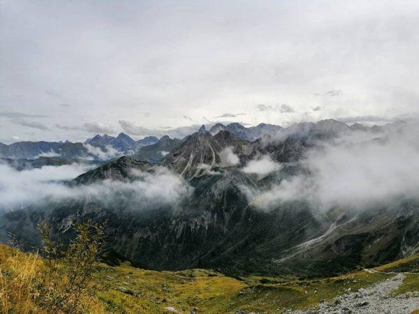 Nahrung für die Seele 😍 #Allgäu#Berge#Alpen#oberstdorf #kanzelwand#Fellhorn#Deutschland #kleinwalsertal#Bayern#Natur #wandern#mountains#hiking #0711#Stuttgart#outdoor#September #Herbst#winteriscoming Kanzelwand