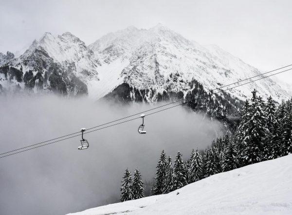 Winterwunderland Tag 2 #brand #brandnertal #frööd #natursprüngeweg #montafon #schnee #firstsnow #firstsnowfall #verschneit #verschneitebäume ...