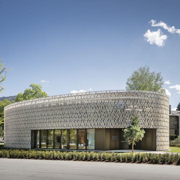 Für die neue #Stadtbibliothek wurde die #StadtDornbirn mit dem HYPO Bauherrenpreis ausgezeichnet! ➡️ ...